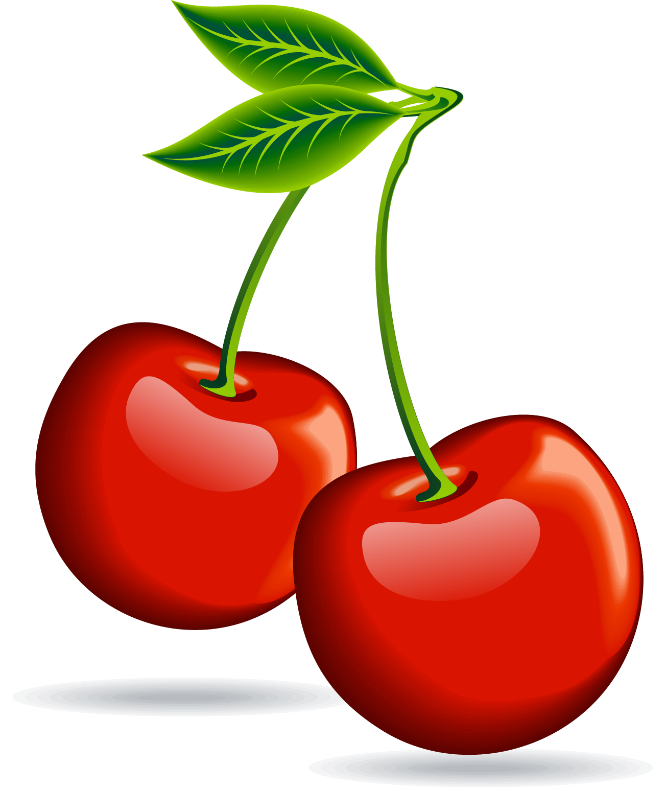 Cherries clipart. Cherry png transparent free