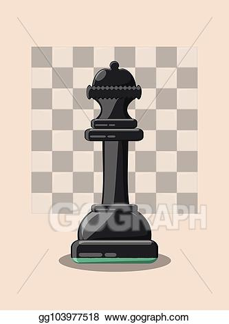 Chess clipart ches. Vector illustration pieces design