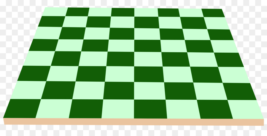 Green grass background game. Chess clipart chess board