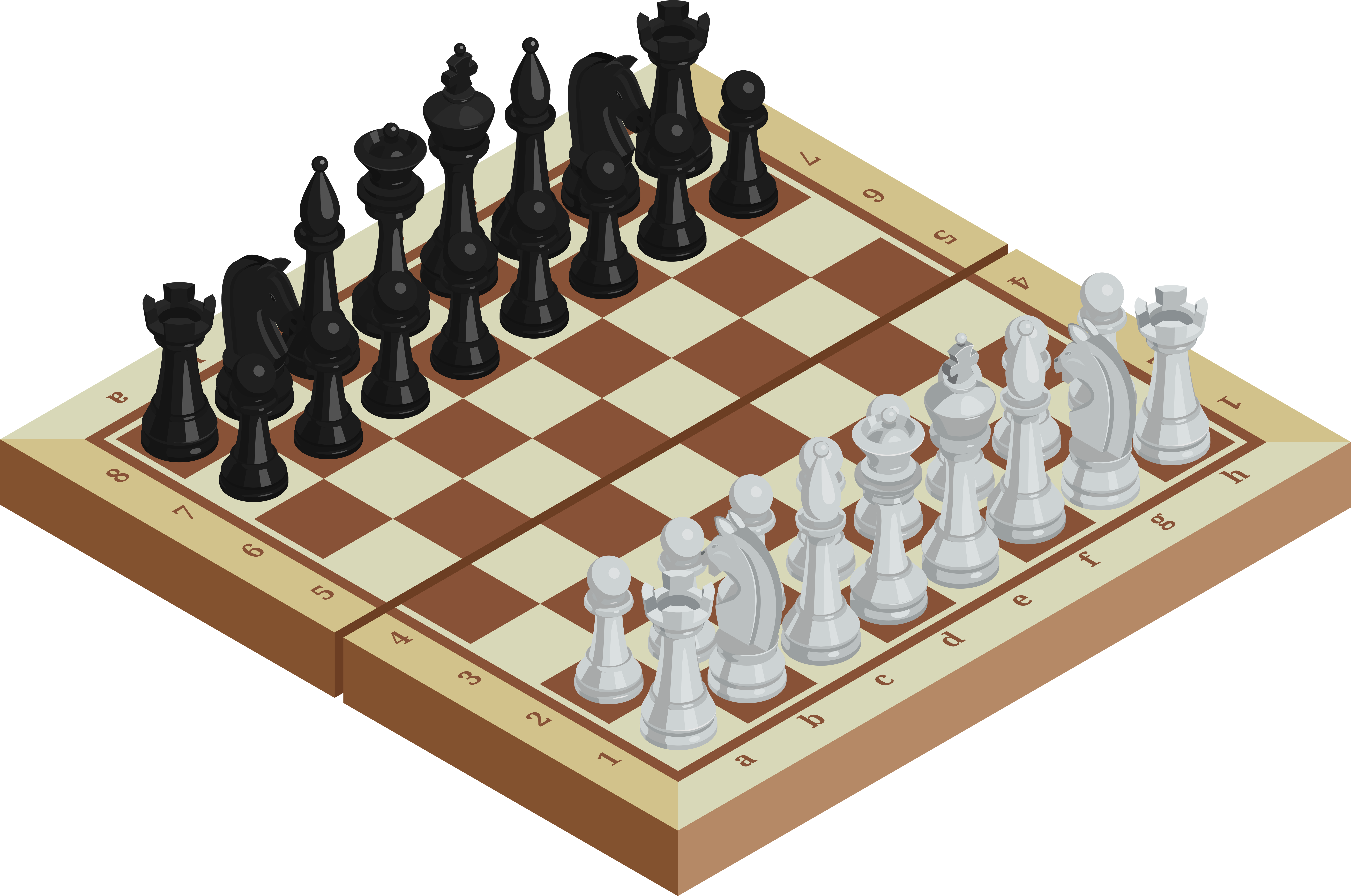Hd chessboard png clip. Chess clipart chess board