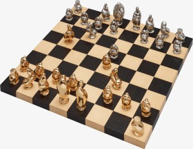 Chess clipart chess board. International games movement puzzle
