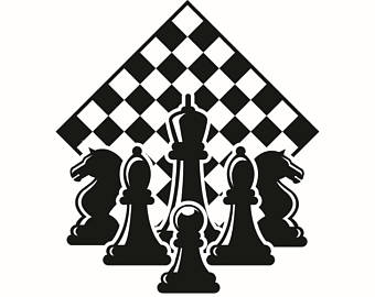Pieces svg etsy logo. Chess clipart chess piece