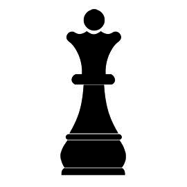 Knight silhouette at getdrawings. Chess clipart chess piece