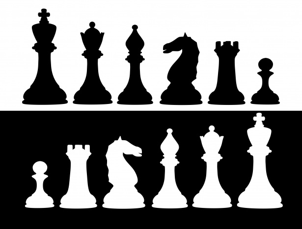 Chess clipart chess team. Set free stock photo