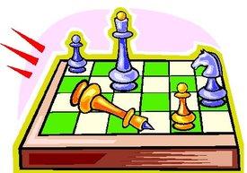 R e del castillo. Chess clipart chess team