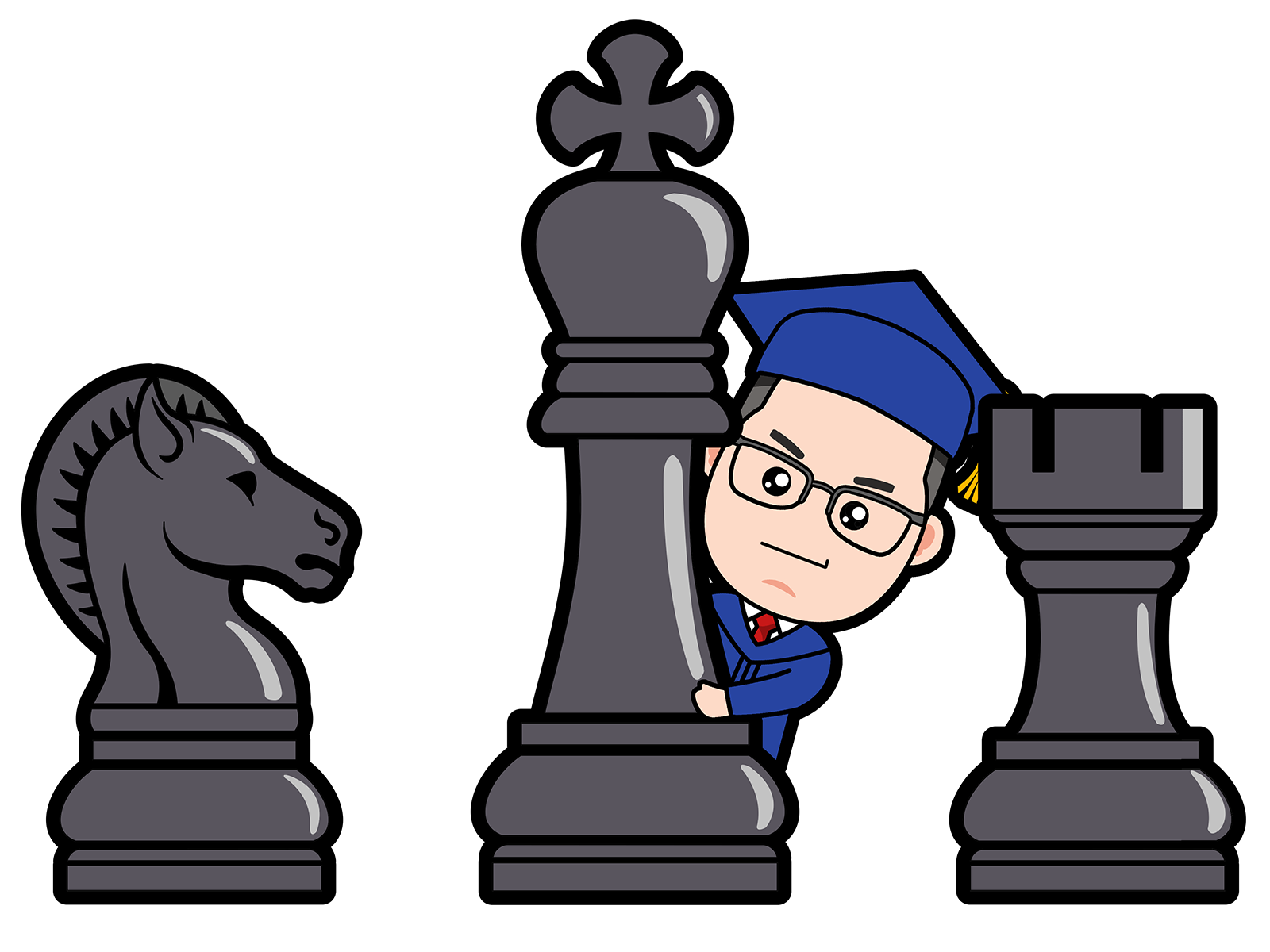 Chess clipart strategy. Using tactics in student