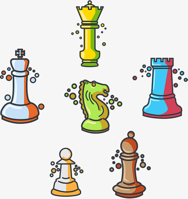 Chess clipart strategy. Game png and vector