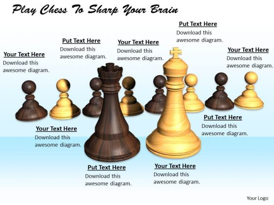 Stock photo corporate business. Chess clipart strategy