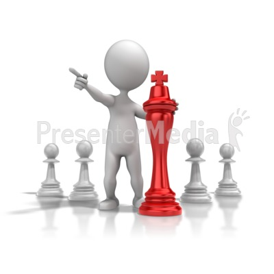 Presentation great for presentations. Chess clipart strategy