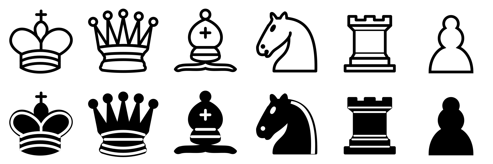 File pieces sprite svg. Queen clipart chess piece