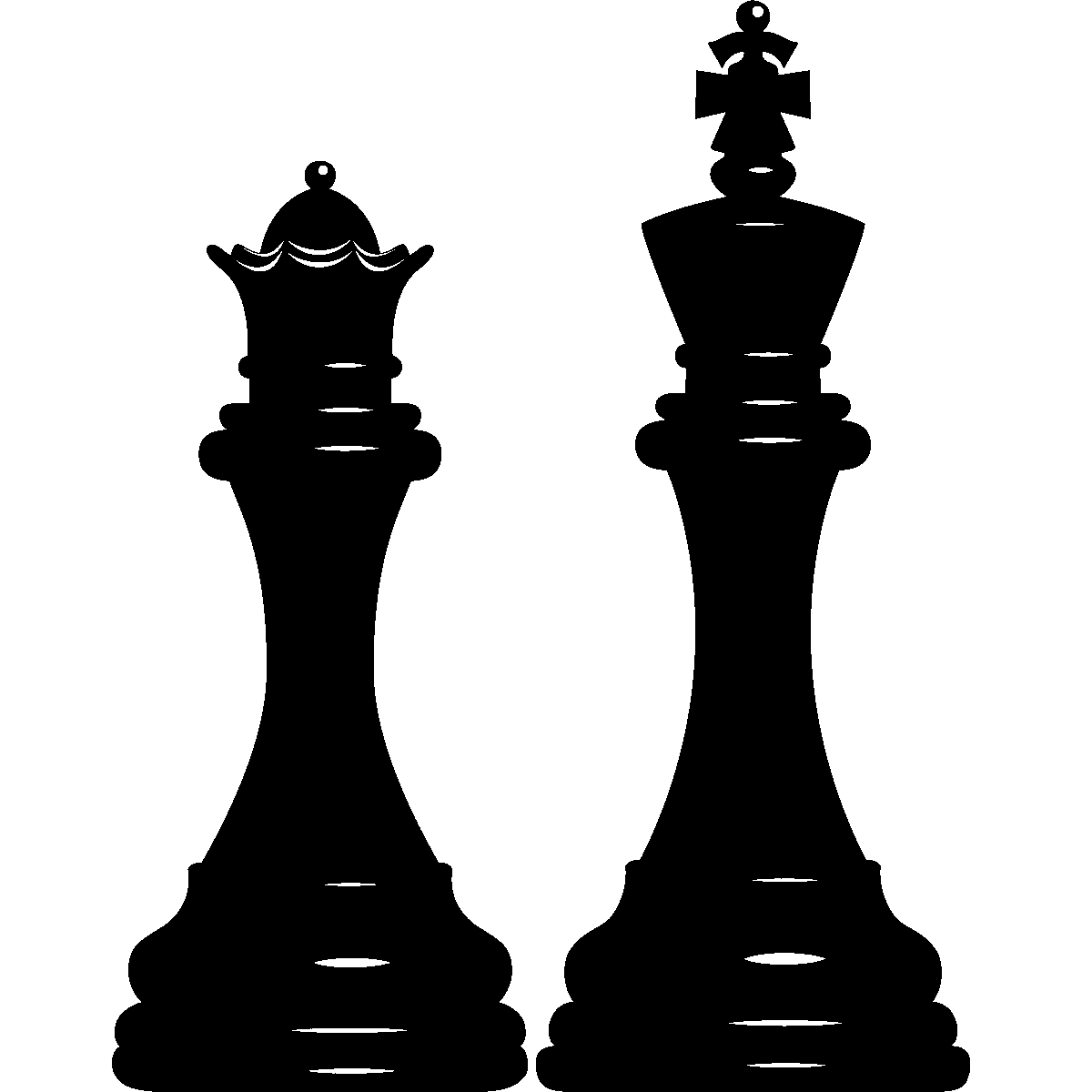 Chess png image free. King clipart kind queen