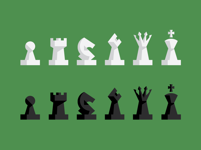 Pieces and graphics by. Chess clipart word