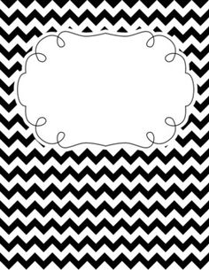 collection of frame. Chevron clipart black and white