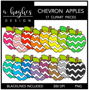 Chevron clipart design. Apples a hughes