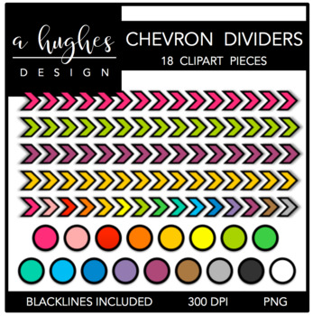 Dividers a hughes by. Chevron clipart design