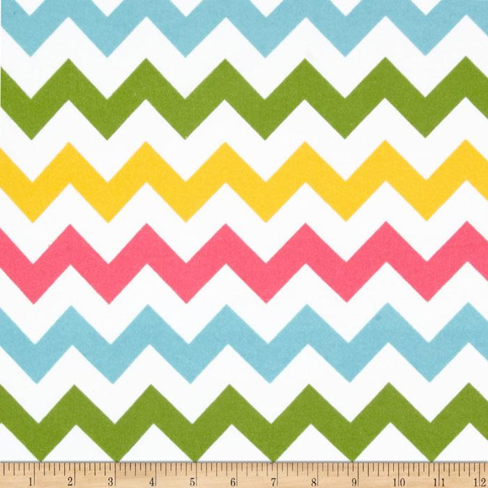 Chevron clipart print. Riley blake flannel basics