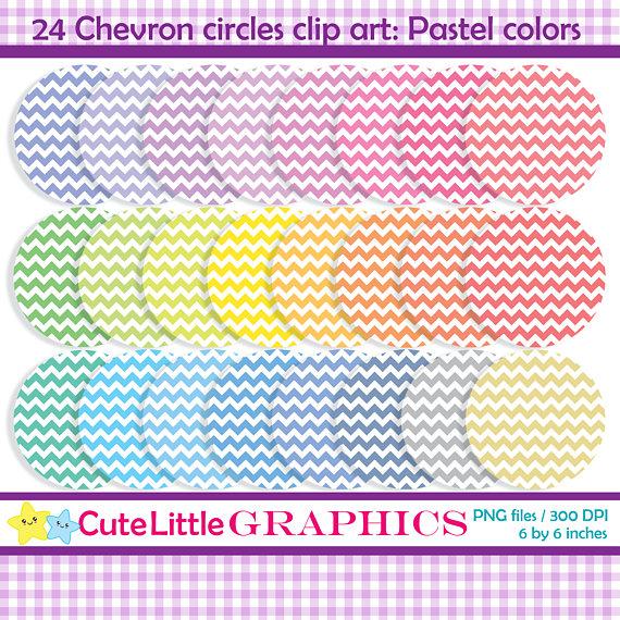 Circles clip art circle. Chevron clipart printable