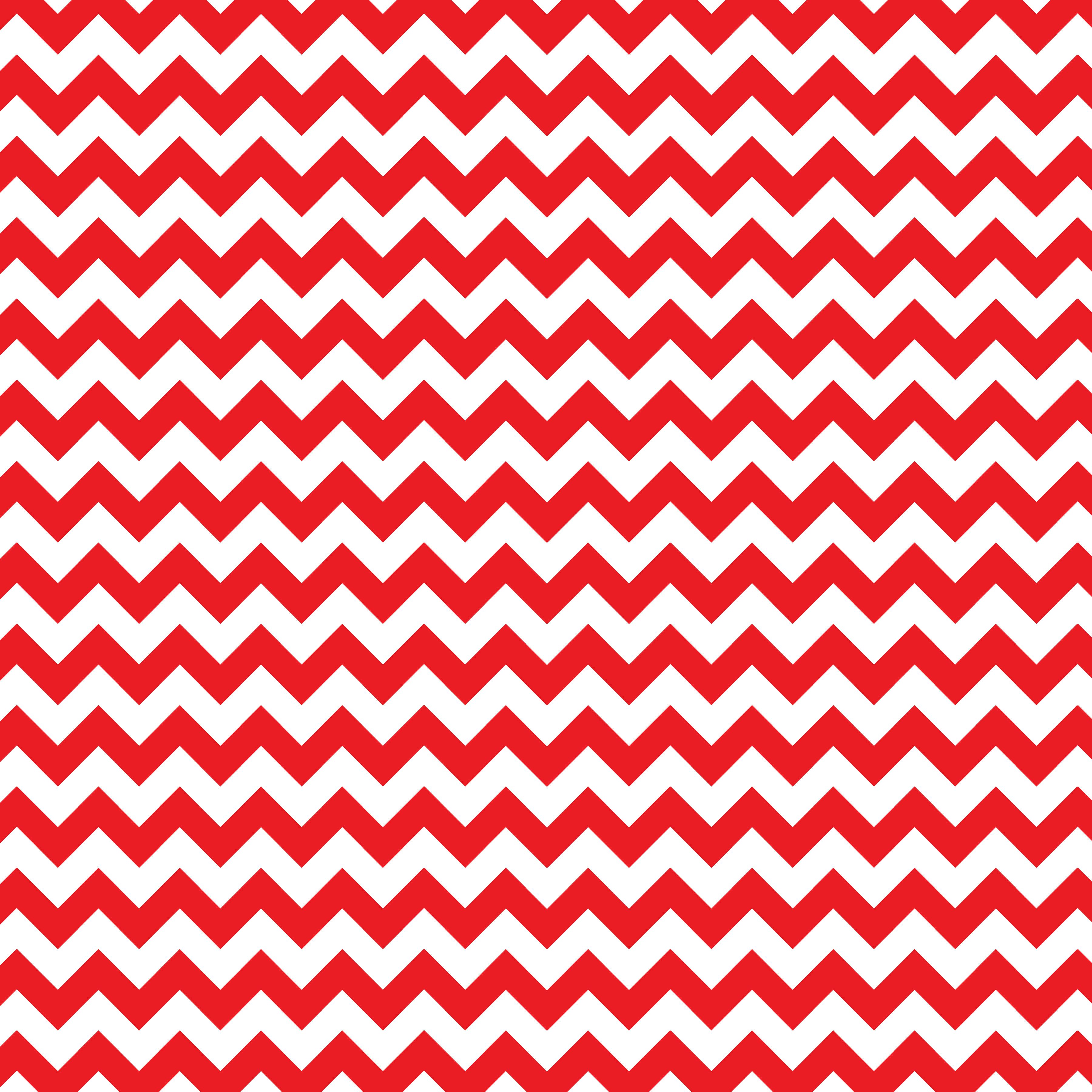 Red free . Chevron clipart printable