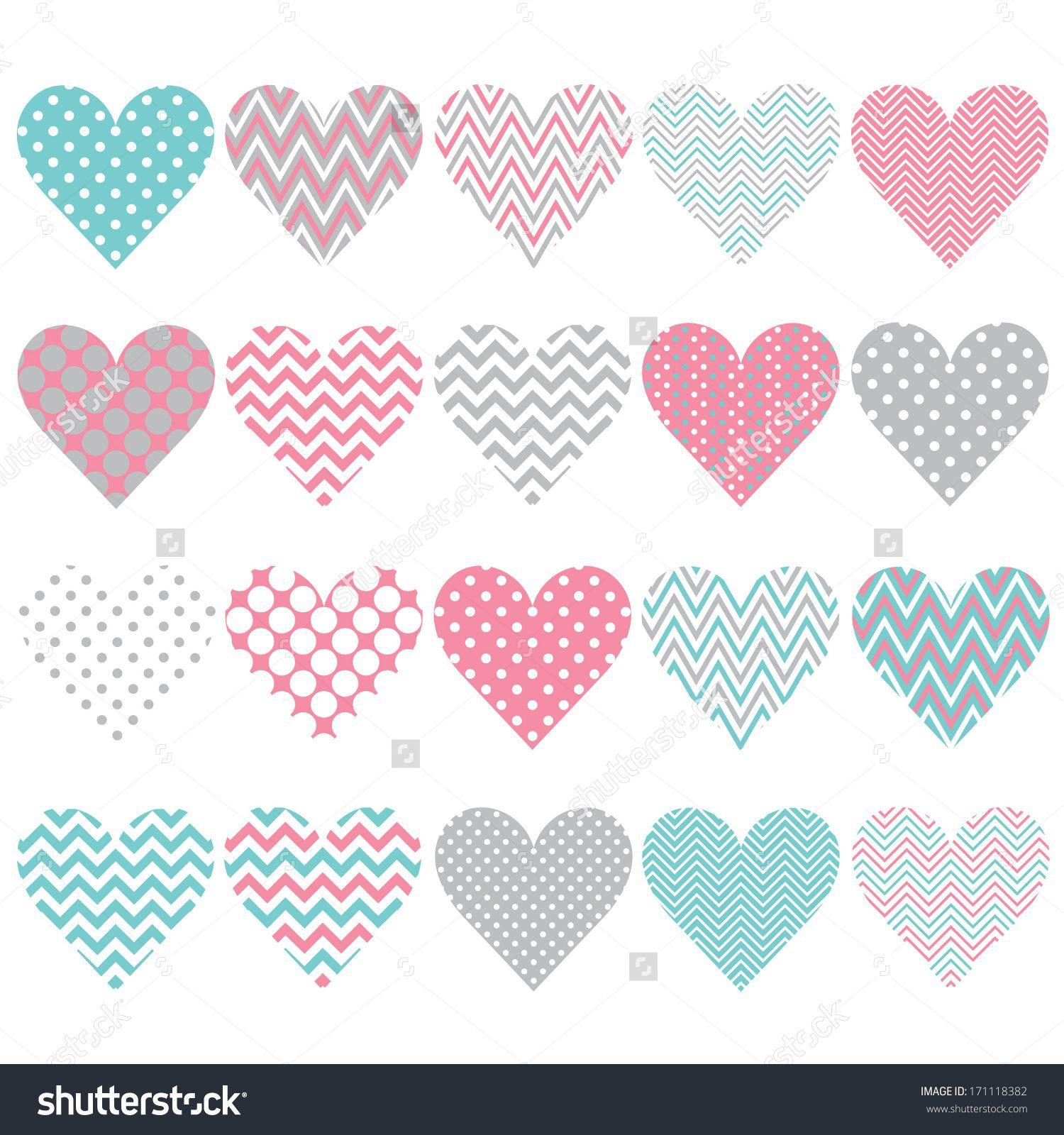 Chevron clipart shape. Heart teachings clip art