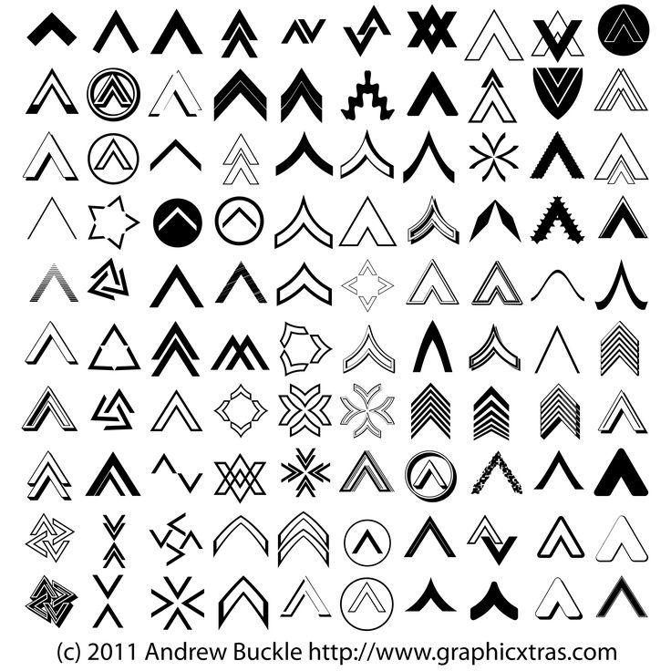 Image result for symbol. Chevron clipart shape