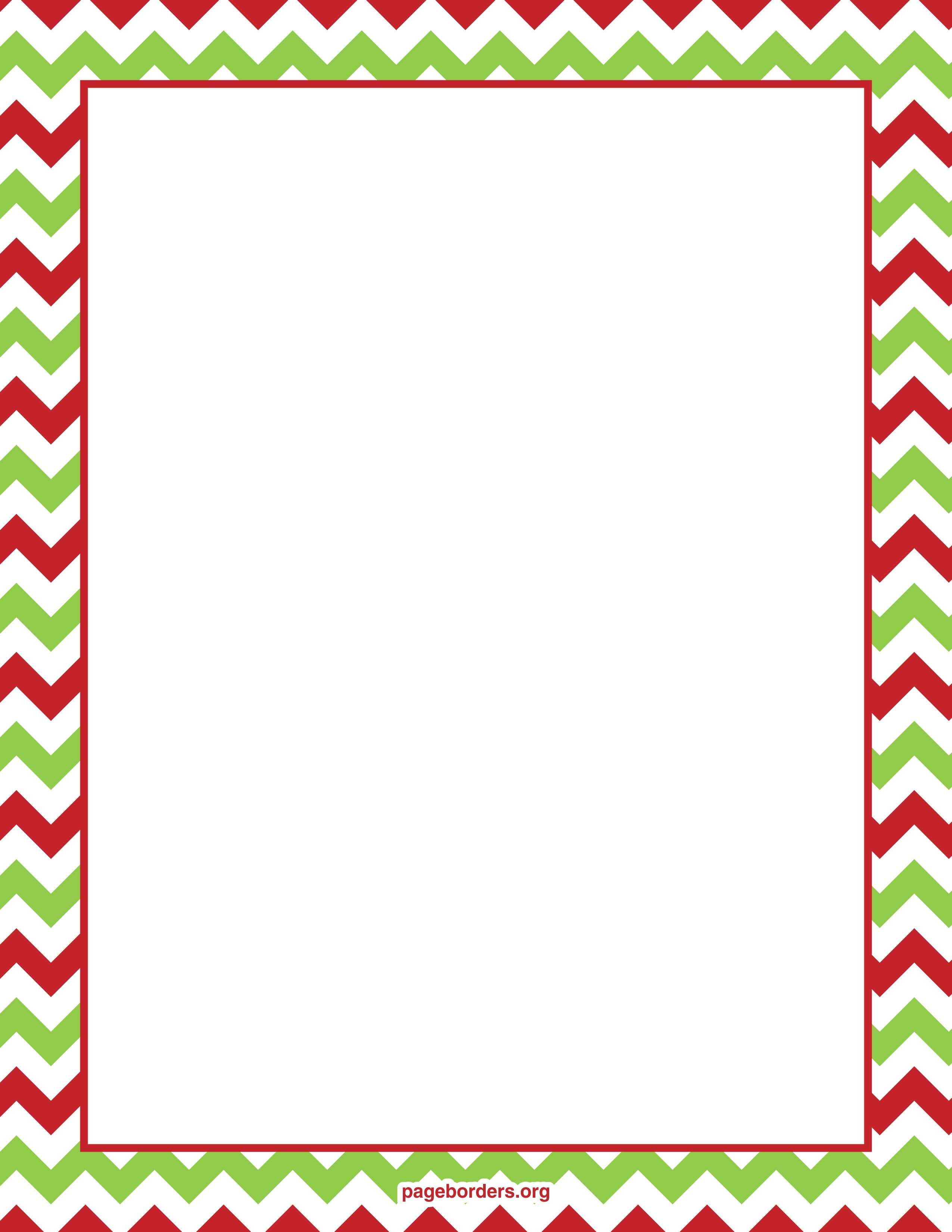 Borders free large images. Chevron clipart simple