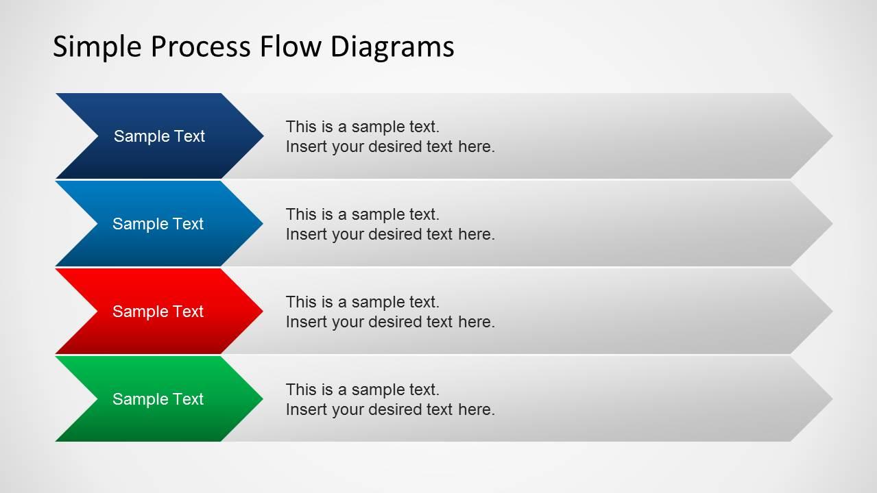 Chevron clipart simple. Process flow diagram for