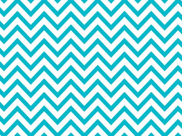 Turquoise tissue paper . Chevron clipart stripe