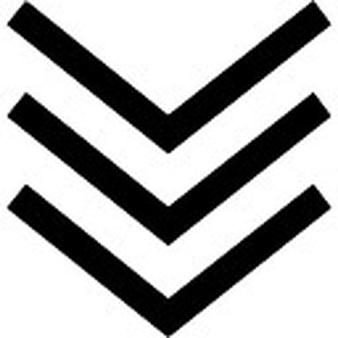 Arrow vectors photos and. Chevron clipart symbol