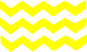 Yellow . Chevron clipart transparent