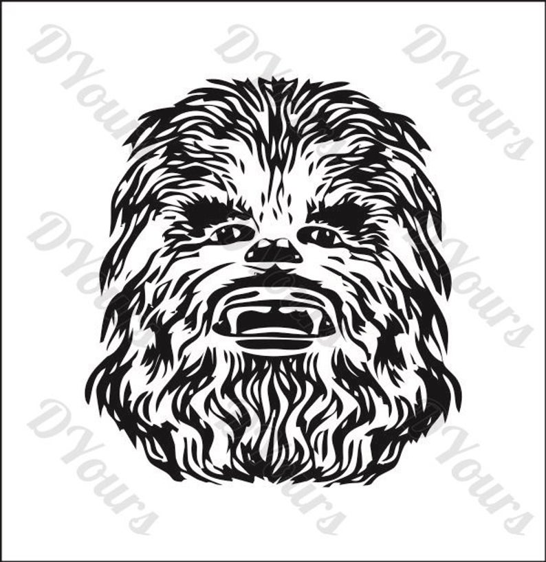 Chewbacca clipart abstract. Circle png vector psd
