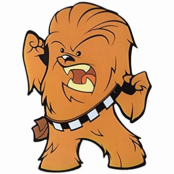 Chewbacca clipart baby. Classic collection of star