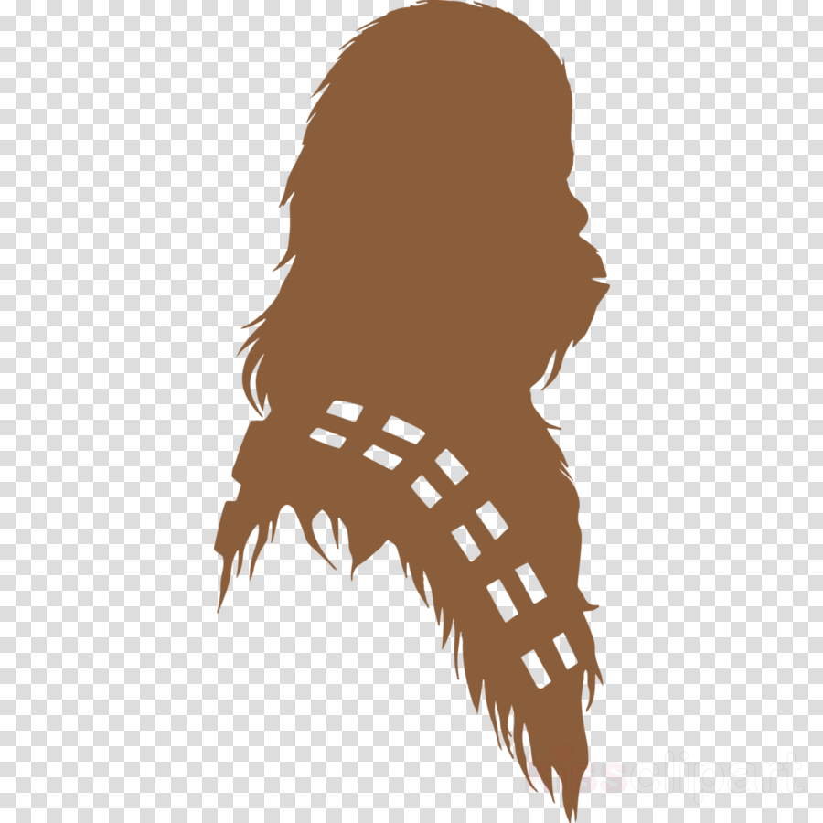 Download for free png. Chewbacca clipart back