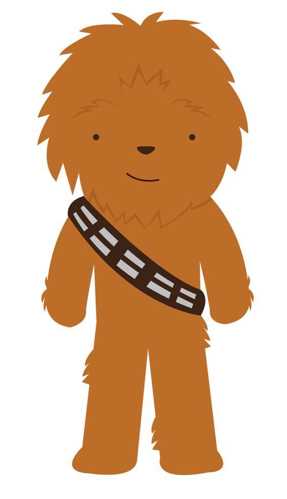 Chewbacca clipart cartoon. Free cliparts download clip