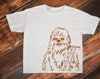 Chewbacca clipart chewbaca. Etsy svg chewy silhouette