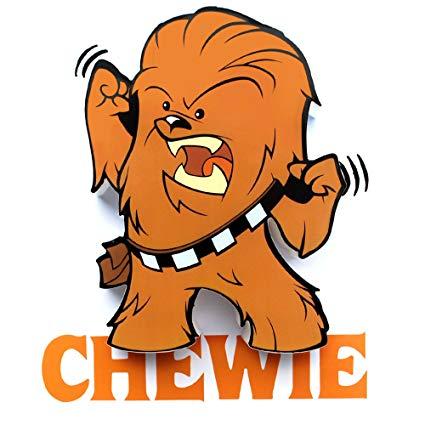 Chewbacca clipart chewbaca.  dlightfx star wars