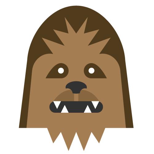 Chewbacca clipart chewbacca face. Star wars steam avatars