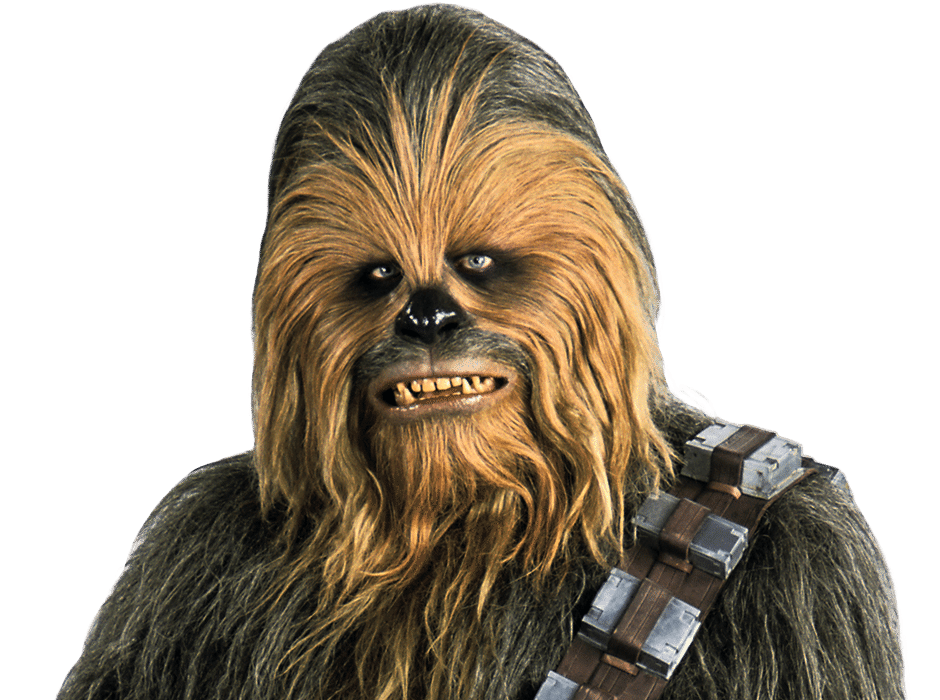 Star wars png images. Chewbacca clipart chewbacca face