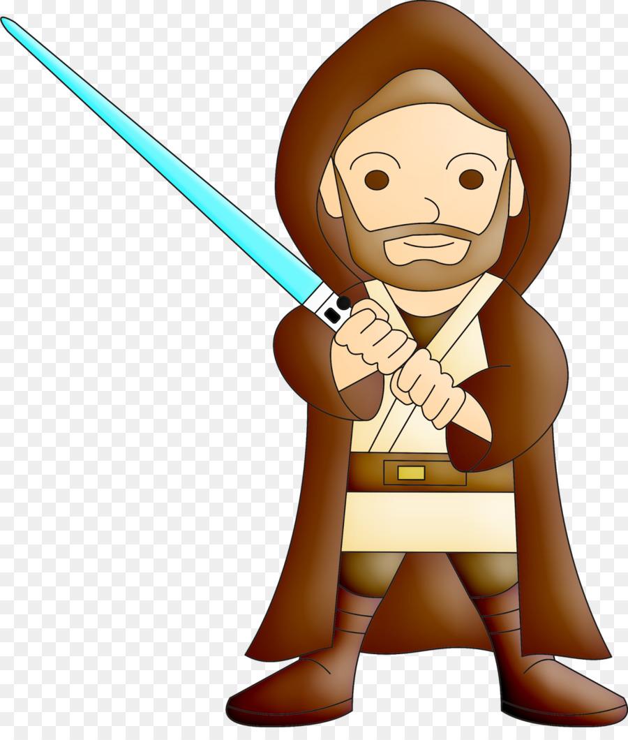 Chewbacca clipart clip art. Obi wan kenobi star