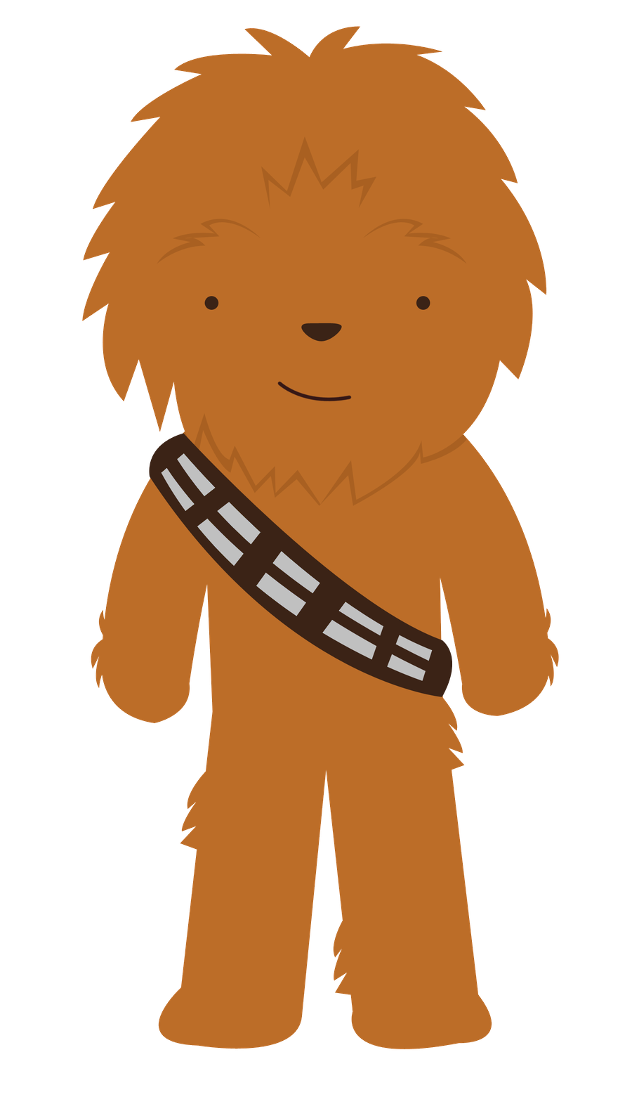 Star wars minus pinteres. Starwars clipart cute