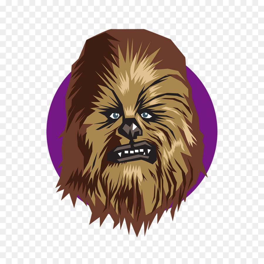 Star wars png download. Chewbacca clipart emoji