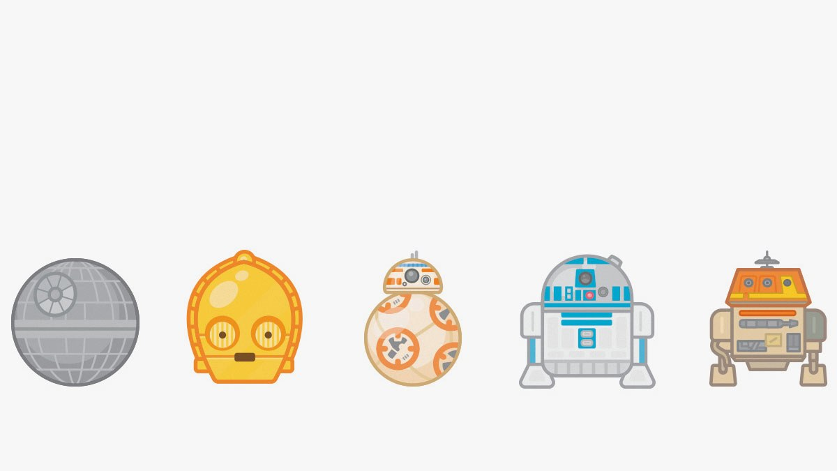 Chewbacca clipart emoji. How to design star