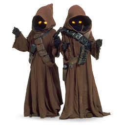 Chewbacca clipart gif transparent. Star wars jawas icon