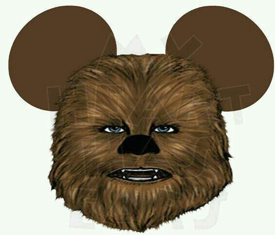Chewbacca clipart head. Pin by sandy coffman