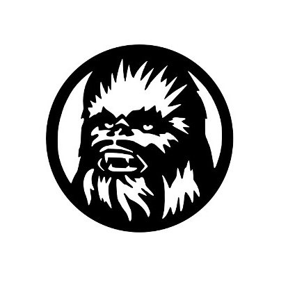 Chewbacca clipart outline. Free cliparts download clip