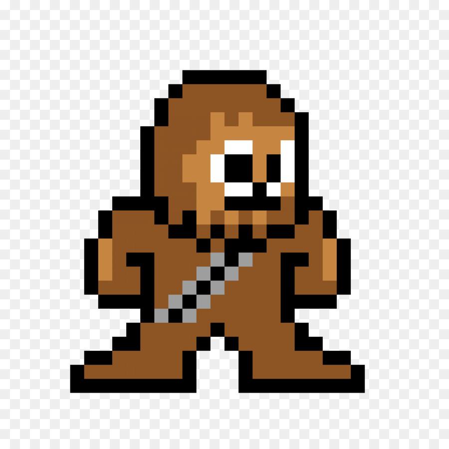 Chewbacca clipart pixel art. Mega man x video