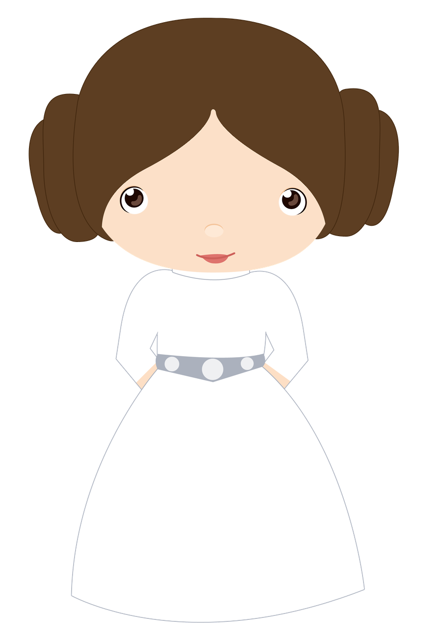 Star wars minus parties. Showering clipart getting dressed