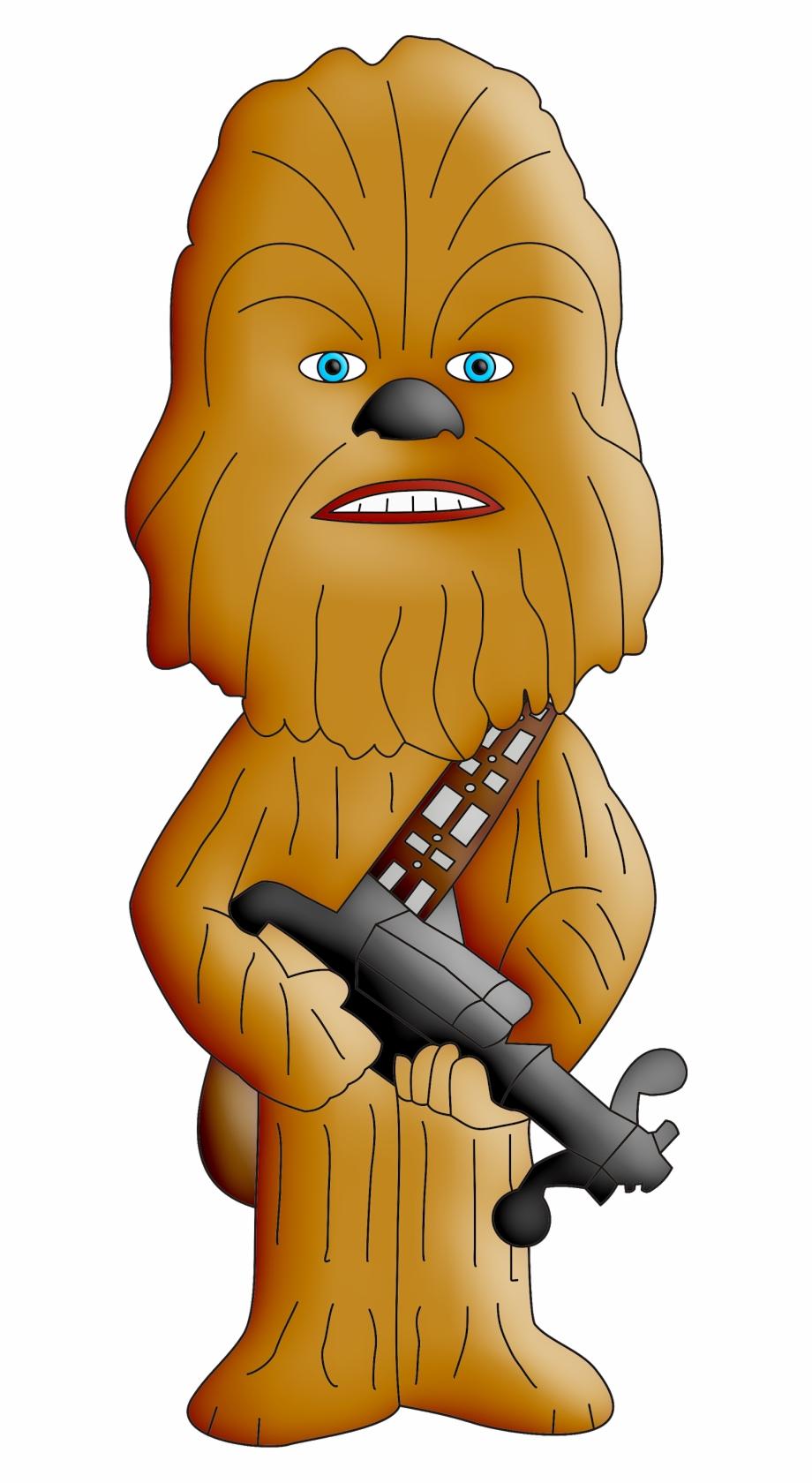 Chewbacca clipart printable. Star wars scrapbook free