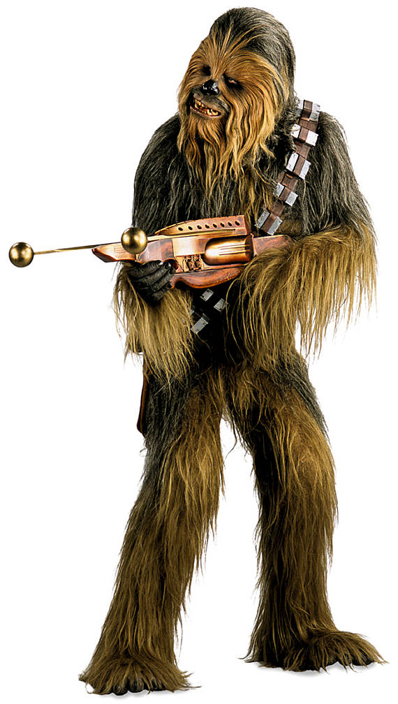 Star wars movie instant. Chewbacca clipart printable