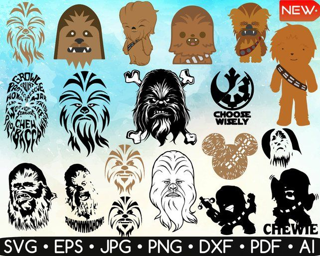 Chewbacca clipart printable. Image disney clip art