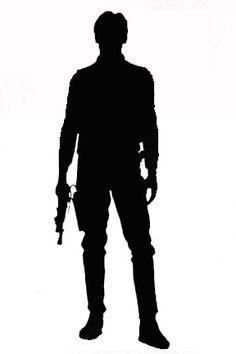 Google search disneyland stencils. Chewbacca clipart silhouette